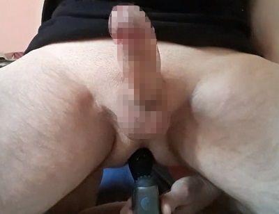 NEXUS REVO EXTREME(レボ・エクストリーム)を肛門に挿入したところ